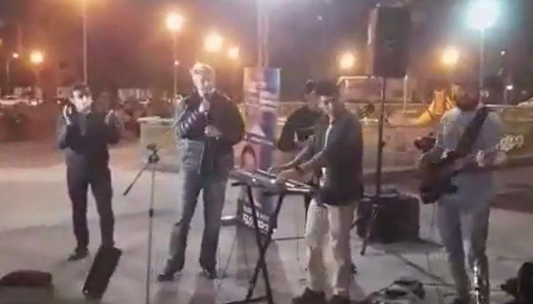 El desopilante video de Alfonso Prat-Gay cantando un tema de Soda Stereo