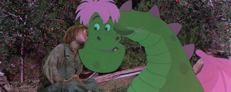 El dragón original