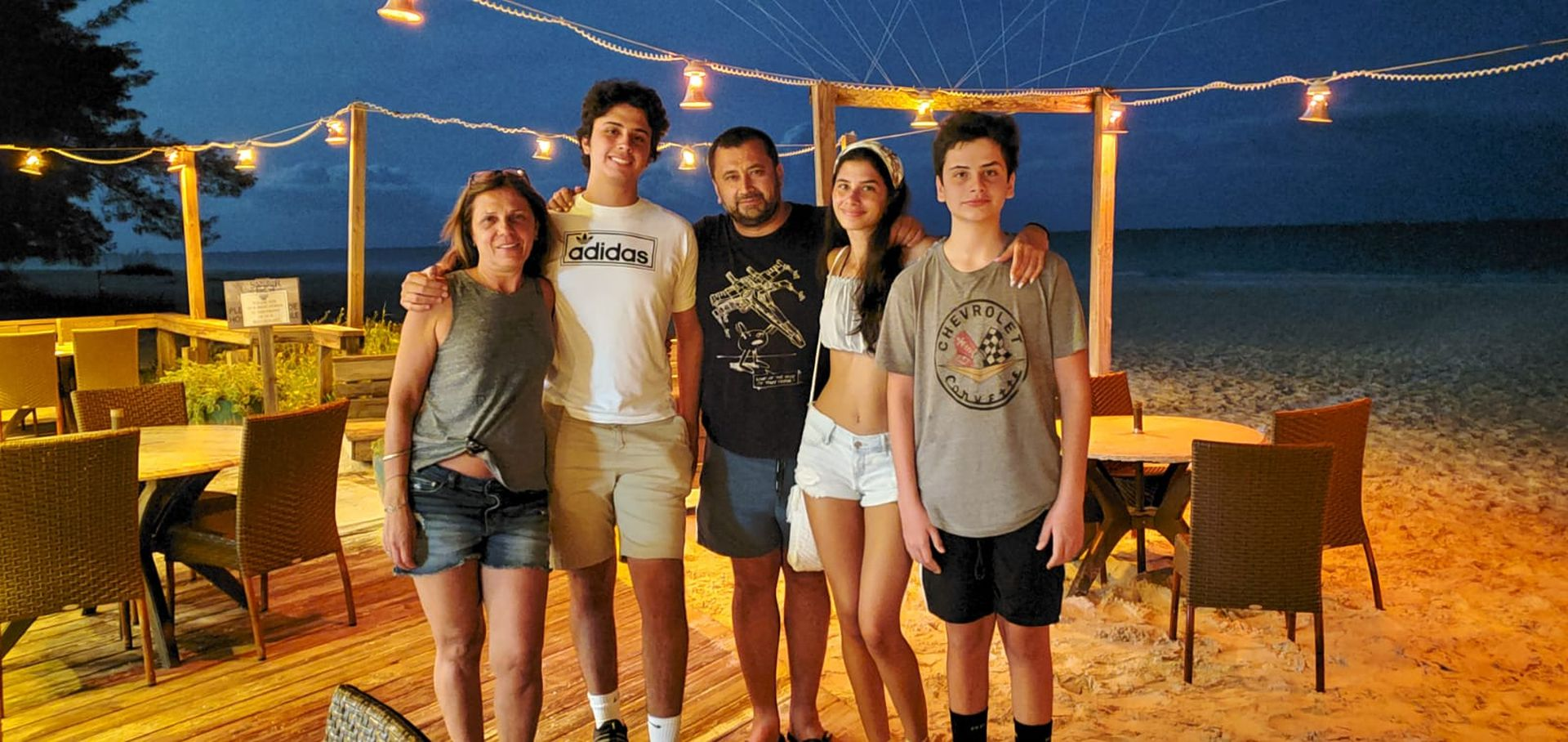La familia Maldonado no se imagina regresando a la Argentina