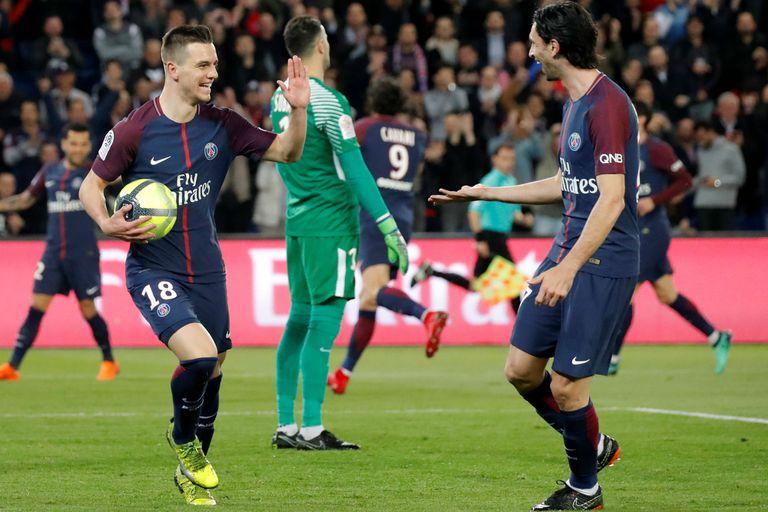 PSG, campeón de Francia: aplastó 7-1 a Mónaco con goles de Lo Celso y Di María