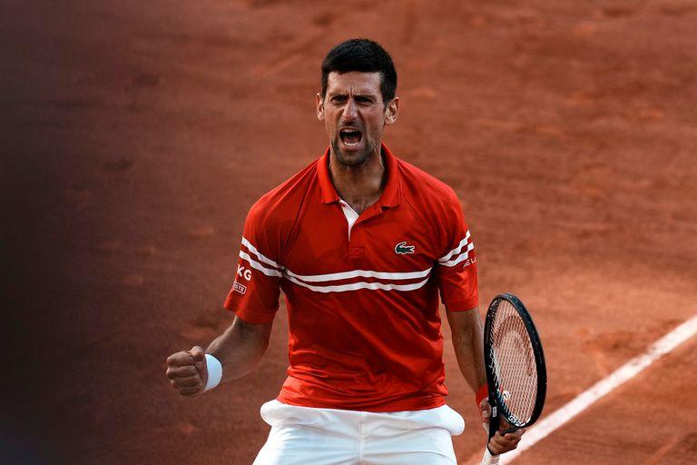 Novak Djokovic llegó a los 19 títulos grandes, y está a un paso de igualar a Roger Federer y a Rafael Nadal