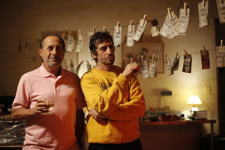 El robo del siglo, con Francella y Peretti, entre las mejores propuestas cinematográficas