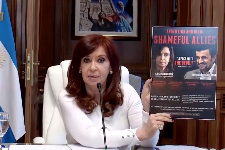Piden revisar el sobreseimiento de Cristina Kirchner por el Pacto con Irán