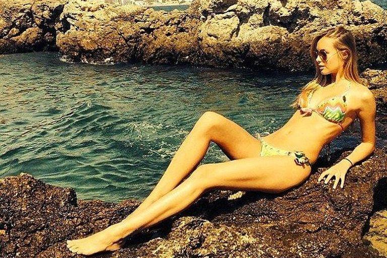 Viktoria Varga, novia de Graziano Pelle