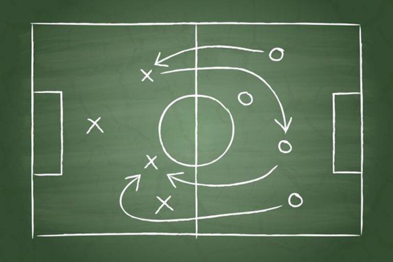 Versatilidad y línea de 3. Quién es quién en las tácticas del fútbol argentino