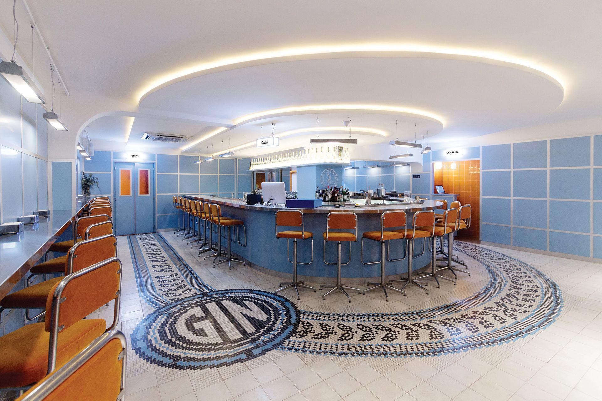 Este es uno de los espacios ambientados por Eme Carranza, uno de los talentos que repasamos en nuestro dossier especial de diseñadores.