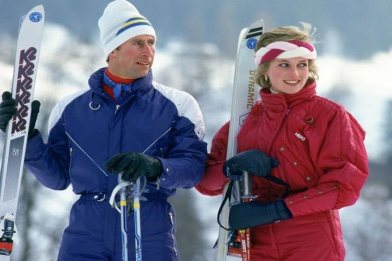 """Bajo la clave """"Puente de Menai"""", el príncipe Charles fue dado por muerto después un accidente de esquí en 1988"""