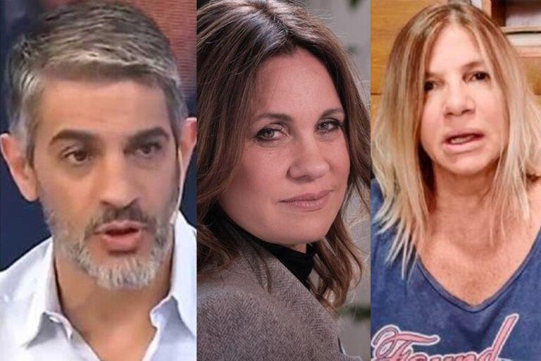 Pablo Echarri le respondió a Mariana Lestelle luego de que la médica criticara a Nancy Dupláá