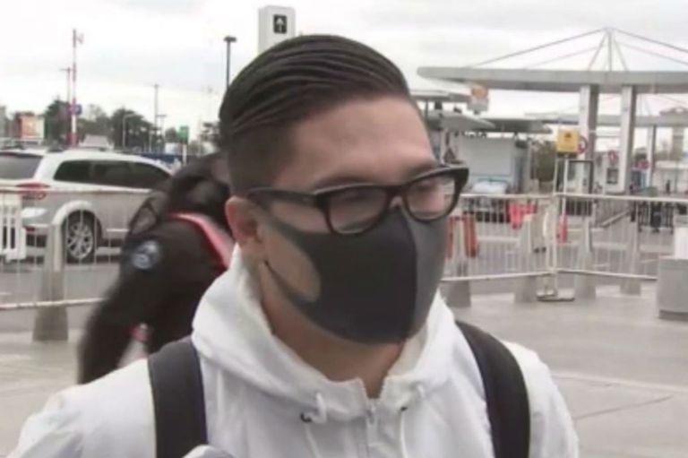"""Quintero se fue a Miami sin cerrar su pase a China: """"Lo diré cuando sea oficial"""""""