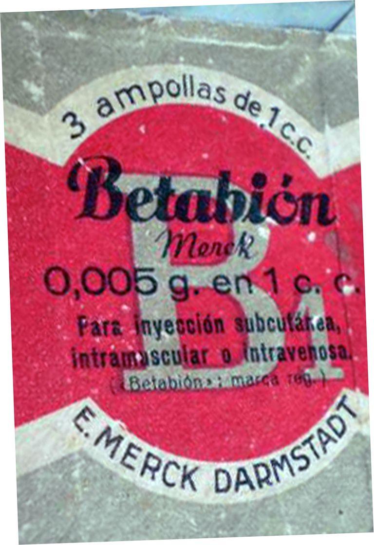 Los mensajes llegaban a las estaciones de transmisión escritos con tinta invisible en el envoltorio de medicamentos