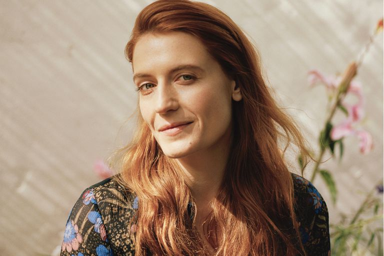 """Florence Welch: """"La relación más cercana que tuve en mi vida fue con la música"""""""