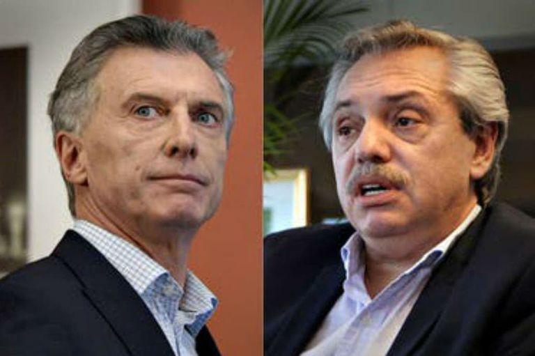 Macri apuesta a forzar una segunda vuelta; Fernández a definir todo este domingo