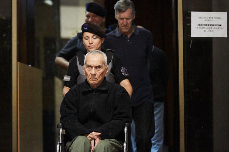 Nicola Corradi y Horacio Corbacho, los dos sacerdotes acusados
