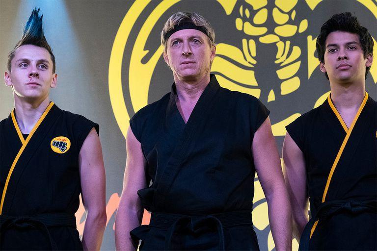 William Zabka al frente de Cobra Kai