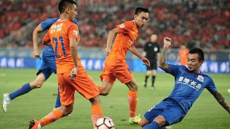 Shanghai Shenhua sufrió una dura goleada