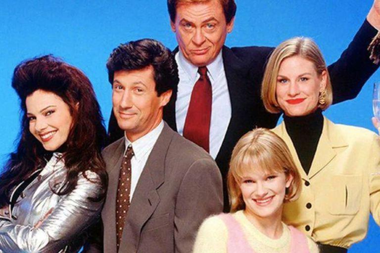 La Niñera fue una popular sitcom que se emitió entre los años 1993 y 1999