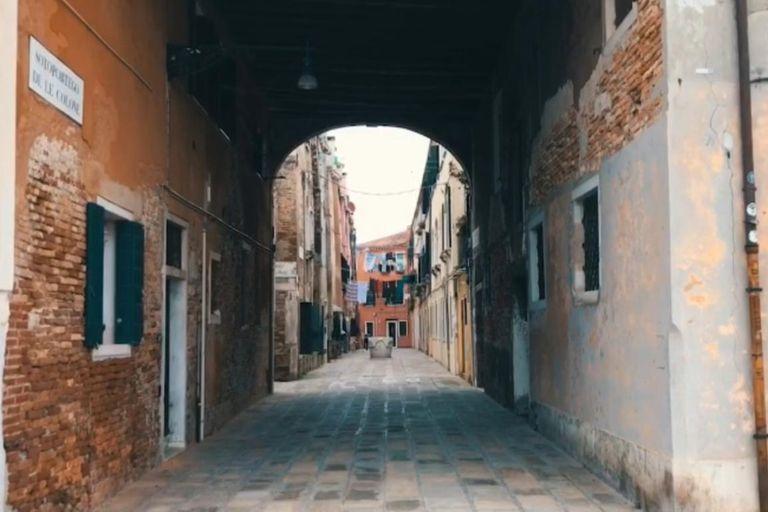 Coronavirus: el corto de un argentino que muestra la cuarentena en Venecia