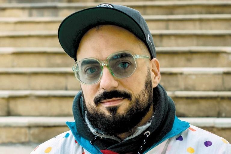 El uruguayo Santi Mostaffá se crio escuchando música argentina y descubrió el rap con IKV