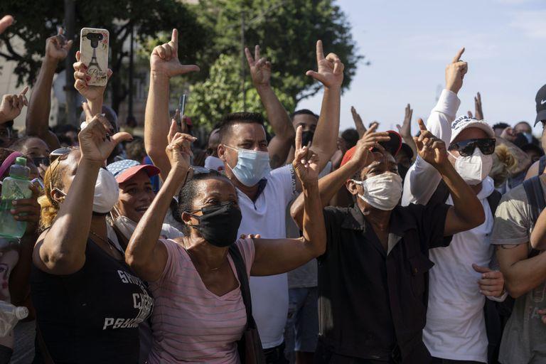 El régimen cubano extrema el aparato represivo tras las históricas protestas