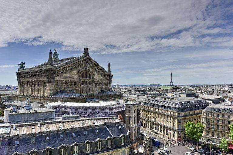 El 60% de los habitantes de París son inquilinos