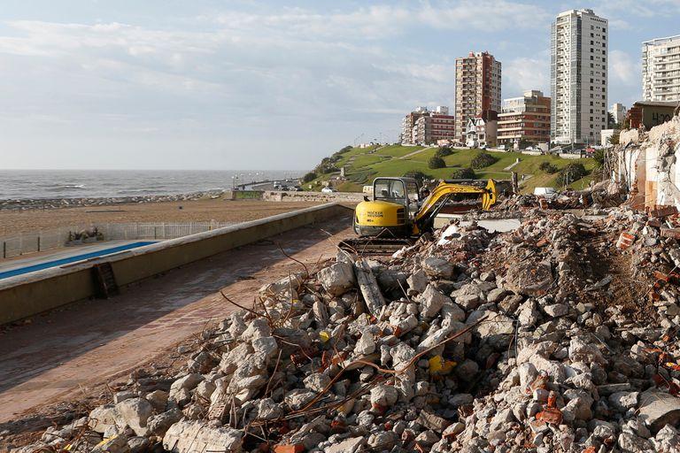 """Mar del Plata: la Uocra hará huelga """"a la japonesa"""" en las obras de construcción"""