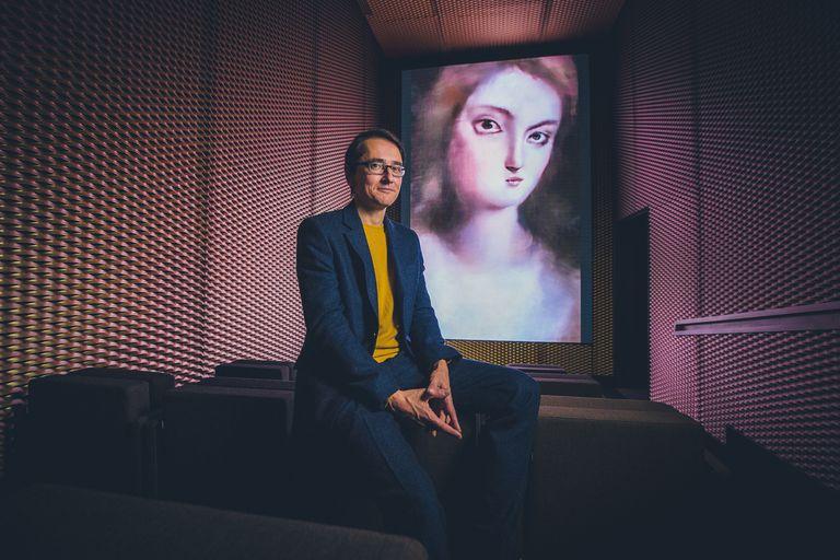 """""""Yo pinto con código"""", dice Mario Klingemann, pionero de la utilización de la inteligencia artificial en el arte"""