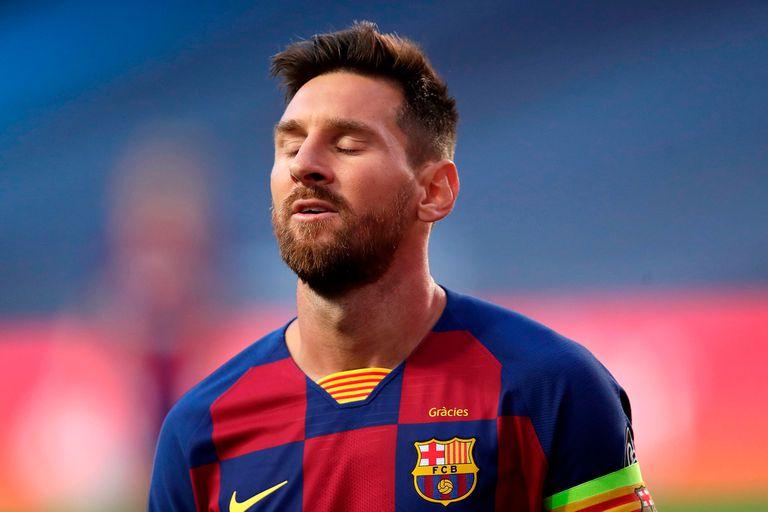 Messi le apunta a Manchester City, pero su salida de Barcelona asoma cada vez más tortuosa