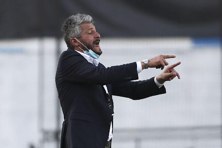 Gustavo Munúa, el entrenador elegido por Unión para reemplazar a Azconzábal