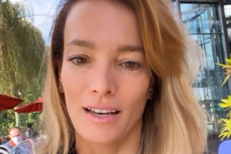 """Claudia Albertario pudo regresar a Miami, con su familia: """"Los precios de los vuelos son exorbitantes"""""""