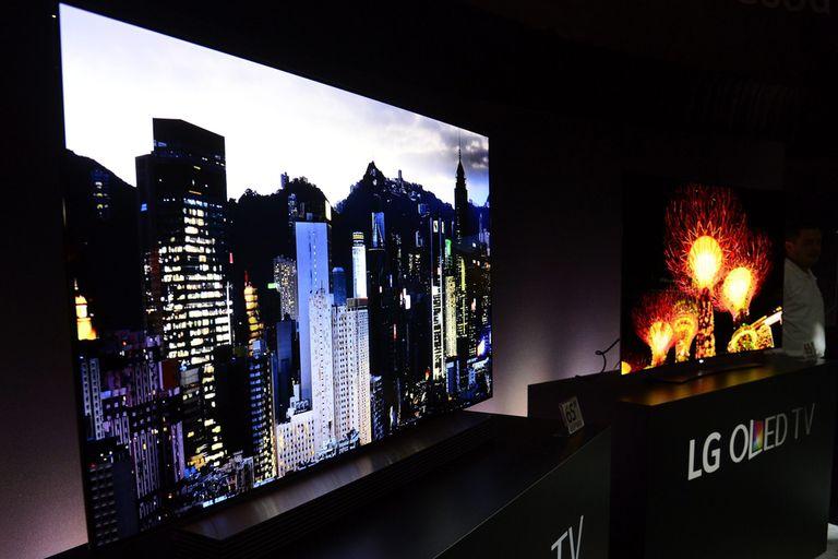 LG optó por WebOS, el sistema operativo de las Palm, para ampliar la capacidad de sus televisores