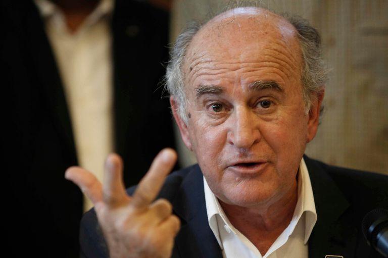 """Oscar Parrilli: """"Tengo amigos mapuches, no son violentos"""""""