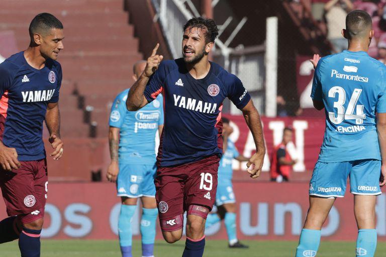 Lanús fue mejor que Belgrano y se metió en octavos de la Copa de la Superliga