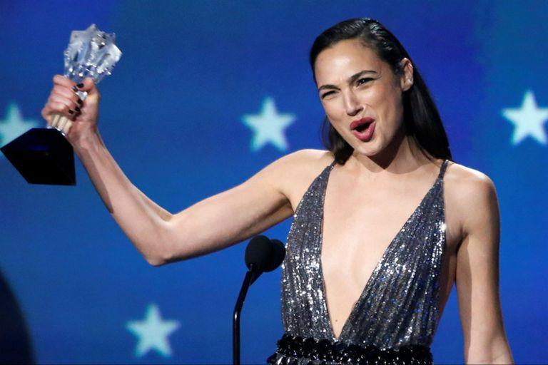 Gal Gadot opinó sobre las no nominaciones al Oscar de La mujer maravilla