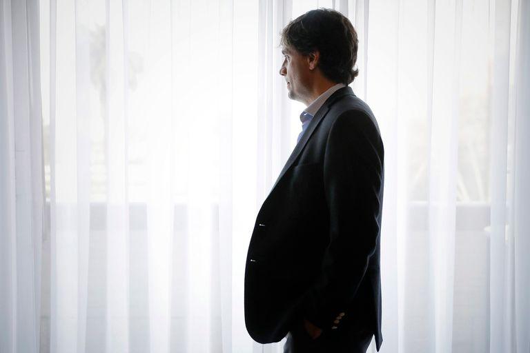 """El ministro de Hacienda Hernán Lacunza dijo que los recursos están para ser usados y que no hay razones para que haya presiones """"alcistas"""" sobre el tipo de cambio"""