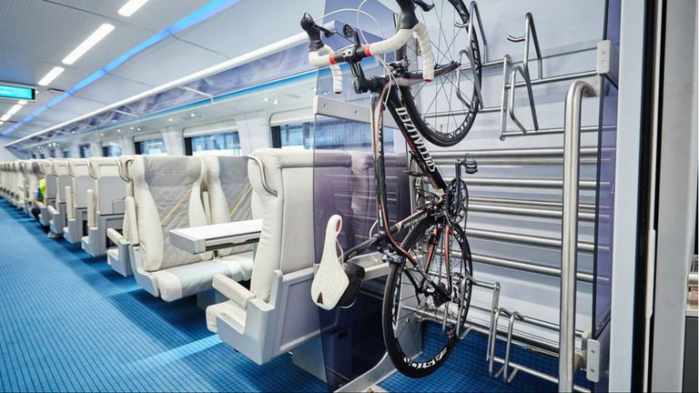 Así es el tren de alta velocidad que unirá Miami y Orlando