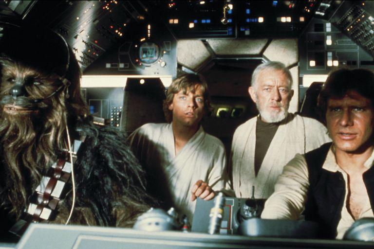 Los actores que despegaron con Star Wars y los que se quedaron atrapados