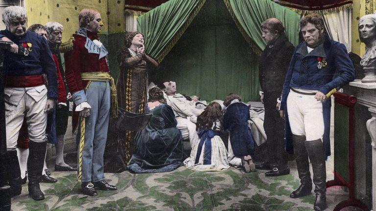 El militar y estadista francés murió el 5 de mayo de 1821 en Santa Elena, dice la historia; pero ¿cuál fue la causa?