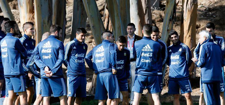 Seis jugadores argentinos fueron afectados al control antidoping