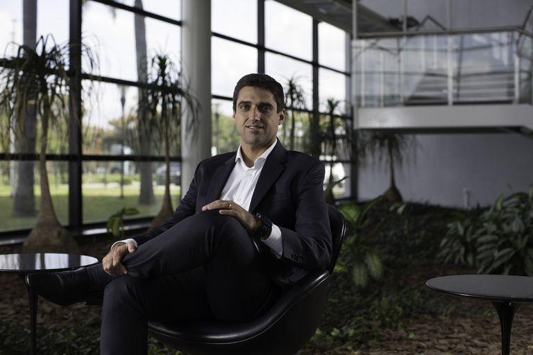 """Adriano Merigli: """"La estrategia es a largo plazo"""""""