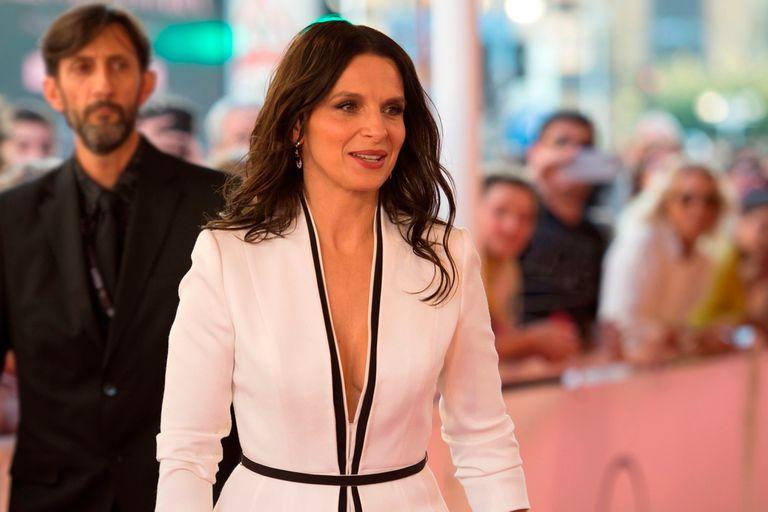"""Juliette Binoche elogió a Weinstein como productor: """"Ya tuvo suficiente"""""""