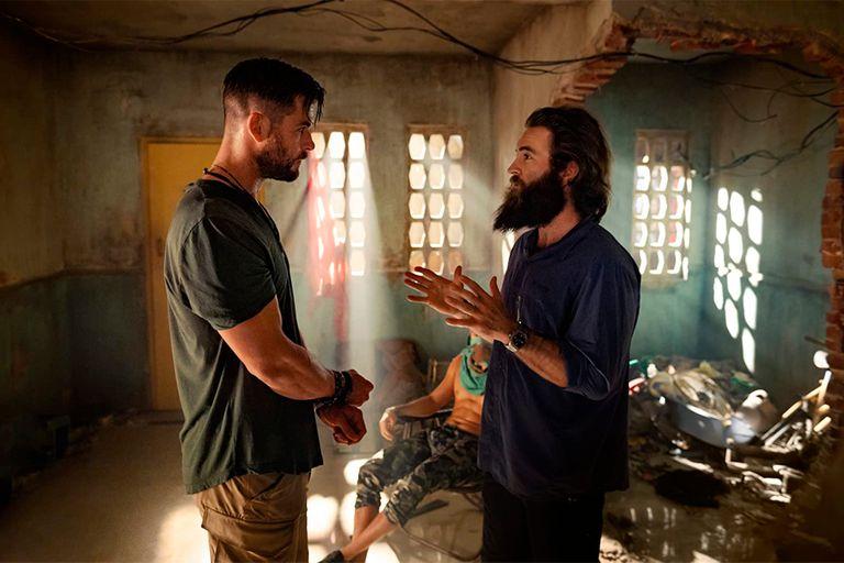 Chris Hemsworth en Misión de rescate