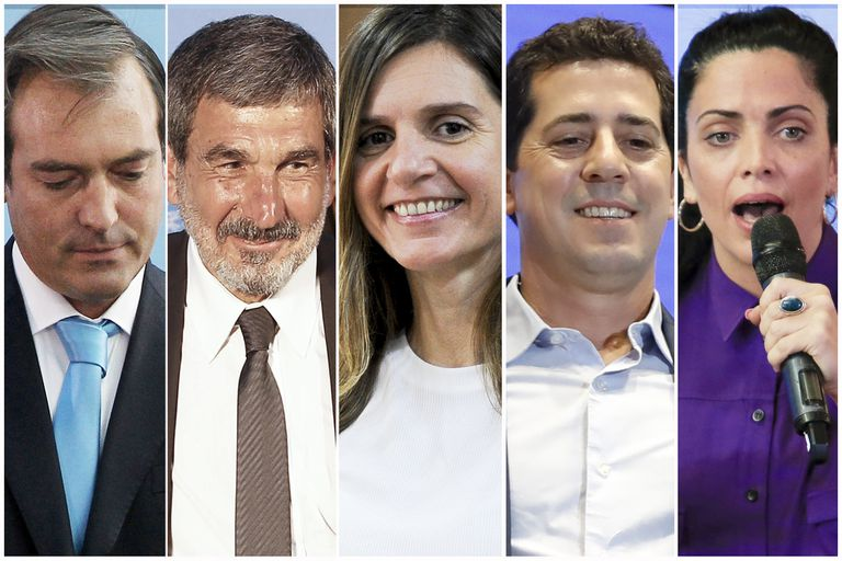 Wado de Pedro, Salvarezza, Volnovich, Raverta, Soria