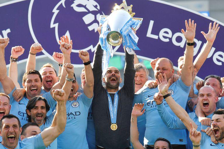 Manchester City campeón: Pep Guardiola rompe récords en la Premier League