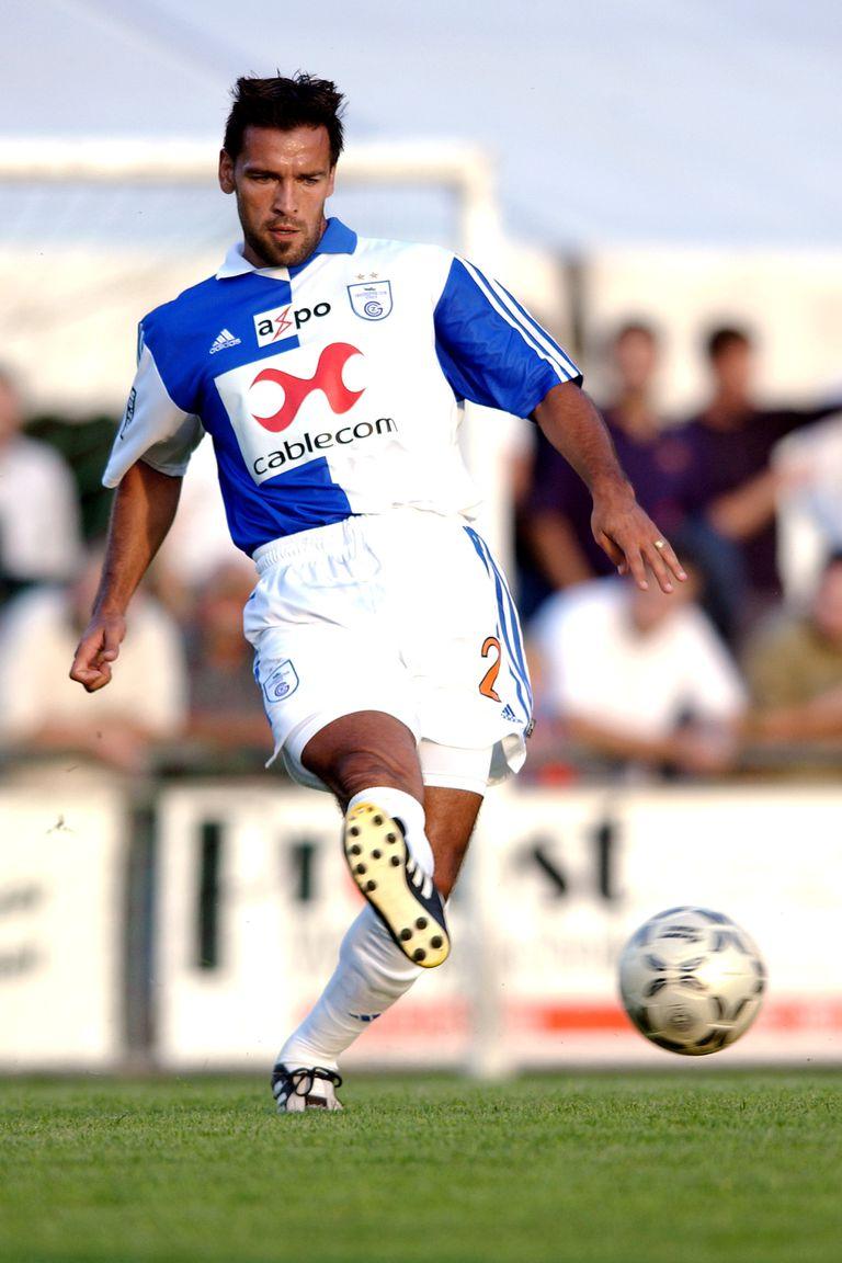Después de jugar en Real Oviedo, en España, entre 1996 y 1999, Gamboa volvió a Europa y salió campeón de la Liga suiza con Grasshopper, en la temporada 2003/2004