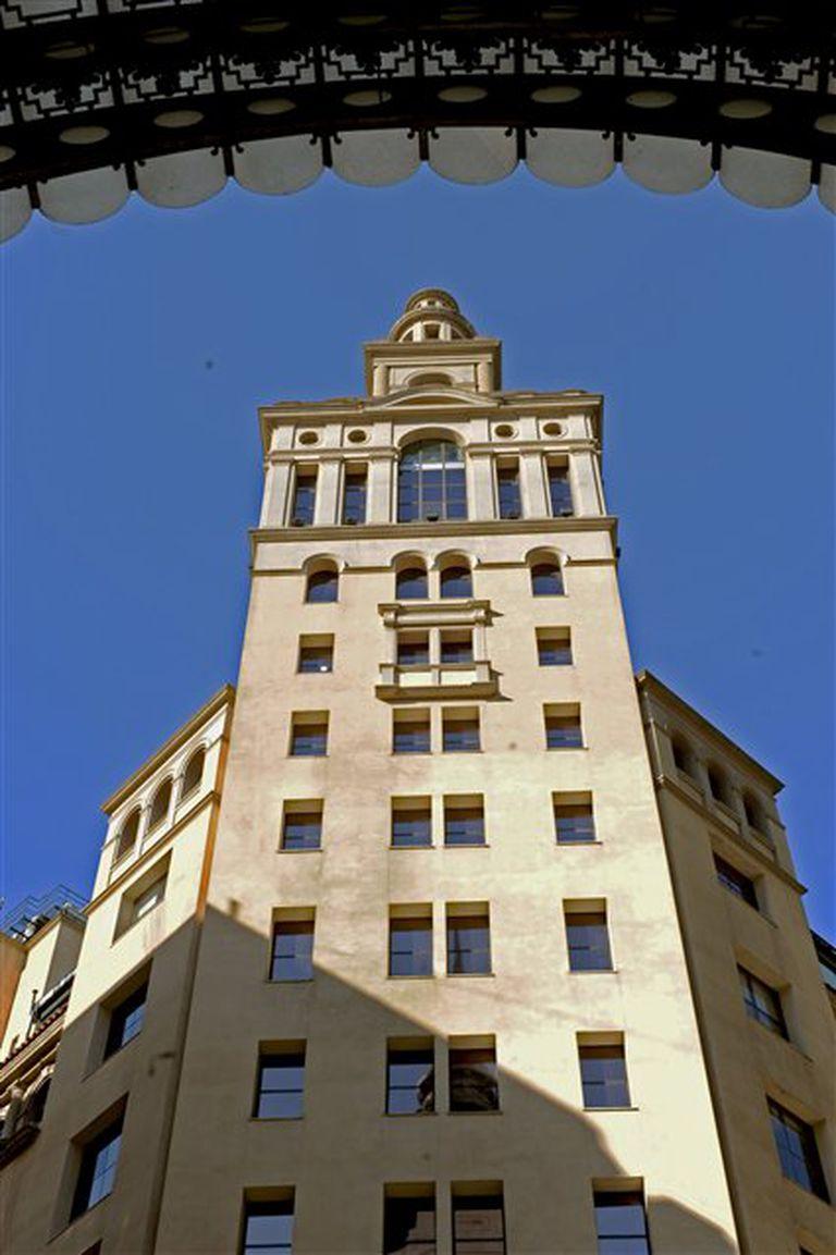Banco Popular Argentino (Florida y Perón)