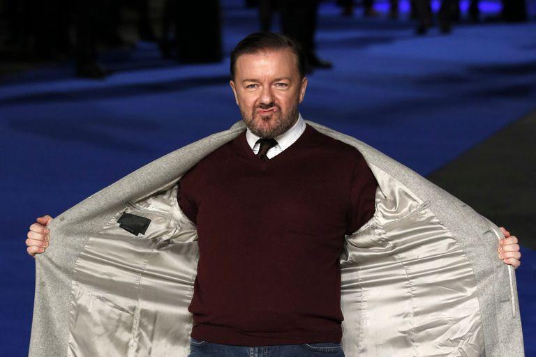 Gervais promete armar revuelo