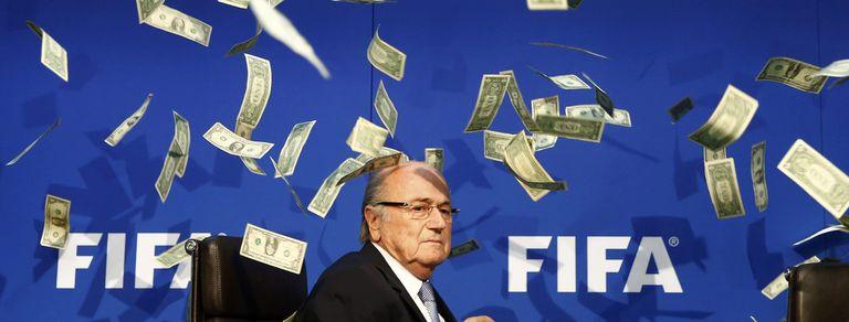 El TEG del fútbol. Poder y negocios detrás del Mundial