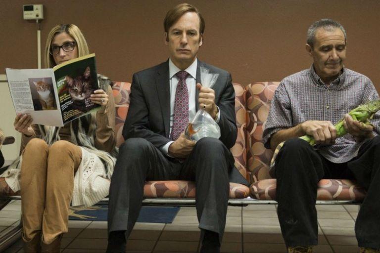 Bob Odenkirk y un trabajo consagratorio en Better Call Saul