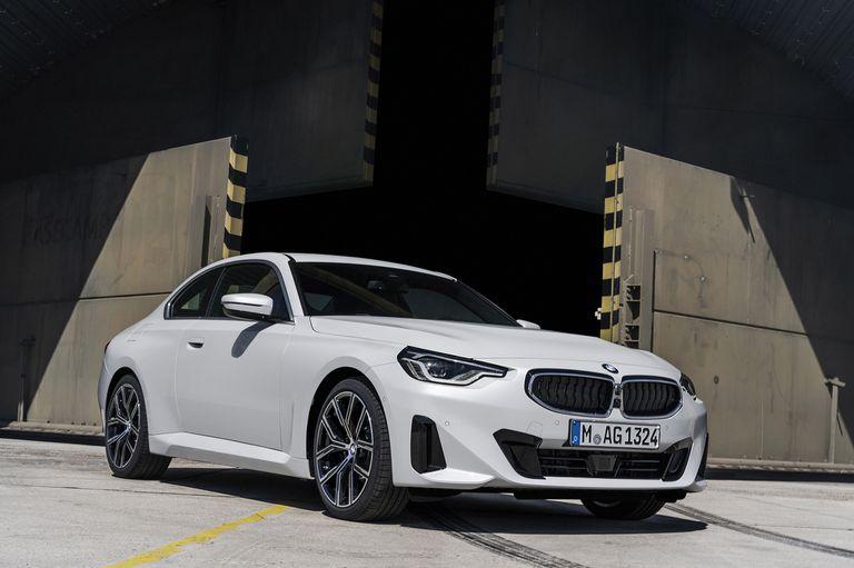 La coupé compacta de BMW que llegará a nuestro país en 2022