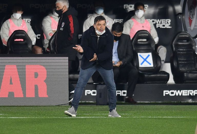 Gallardo ya juega ante Boca: de la precaución con Paulo Díaz a no arriesgar a Suárez
